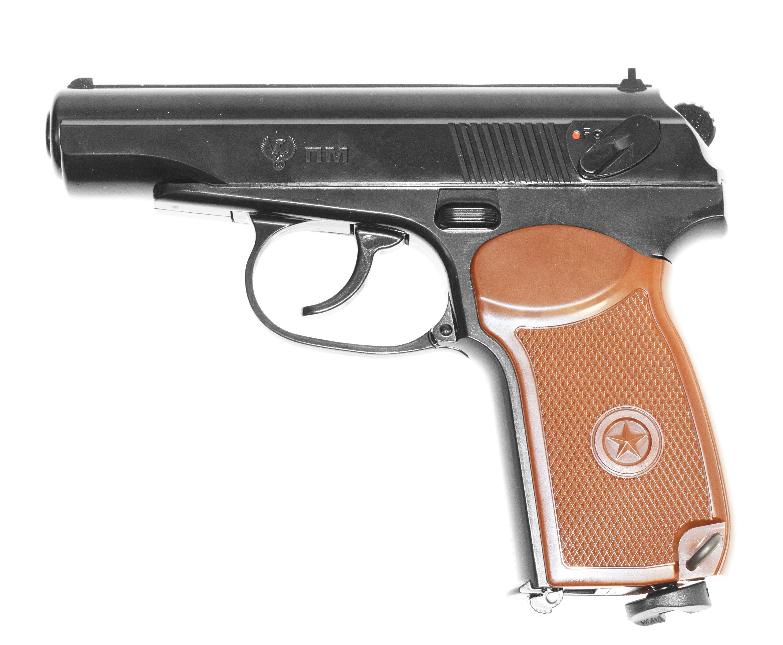 Пистолет пневматический Umarex ПМ (Макаров)