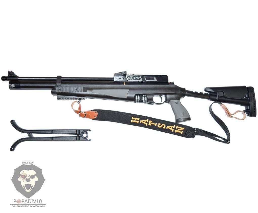 Пневматическая винтовка Hatsan AT44-10 Tact PCP