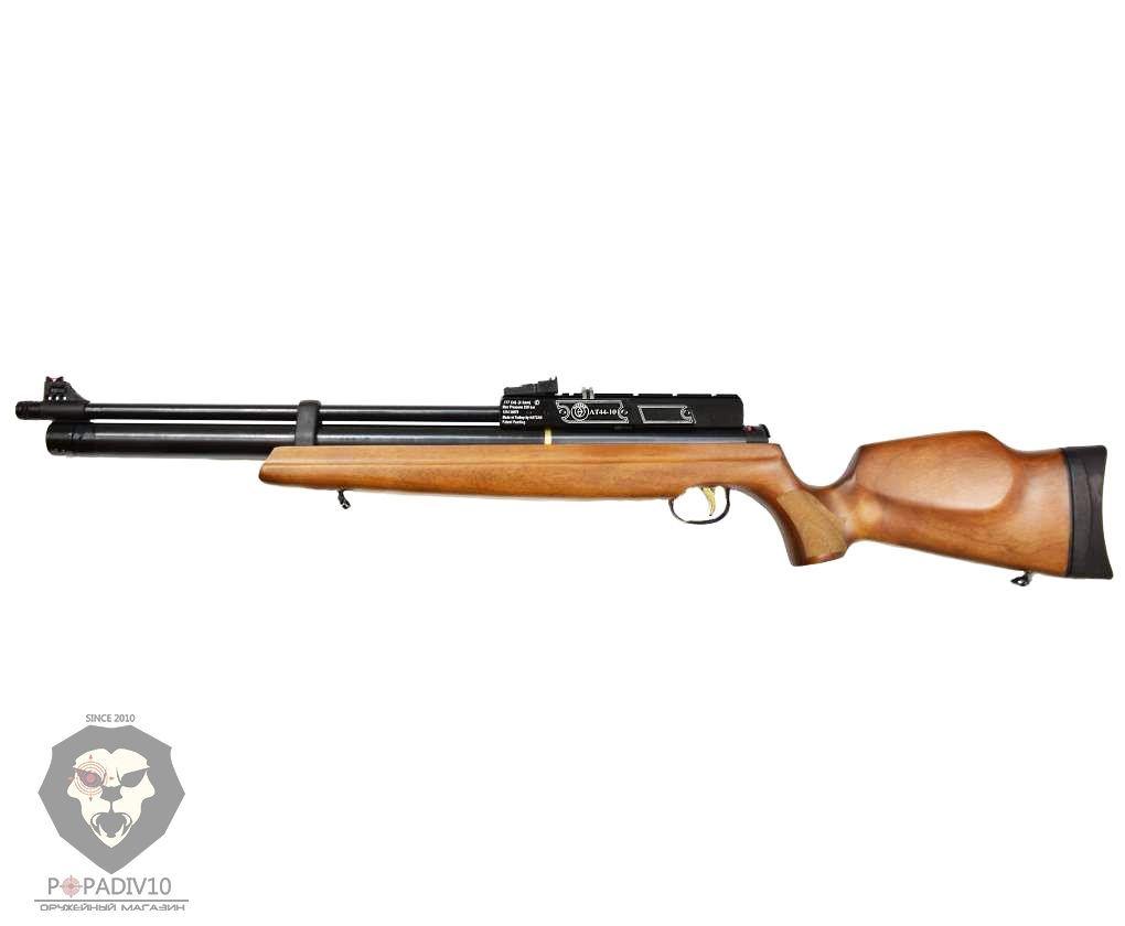 Пневматическая винтовка Hatsan AT44-10 Wood PCP