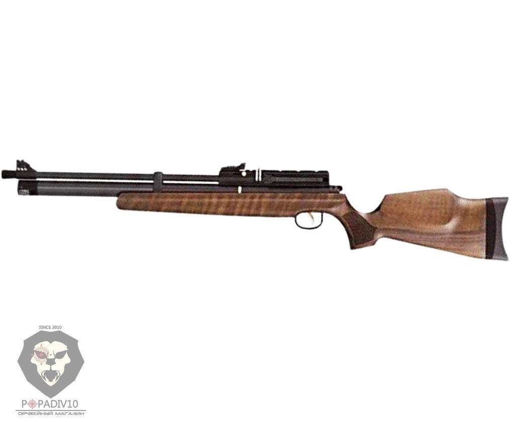 Пневматическая винтовка Hatsan AT44-10 Wood Long PCP