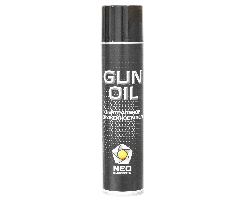 Масло оружейное Gun Oil (400 мл)