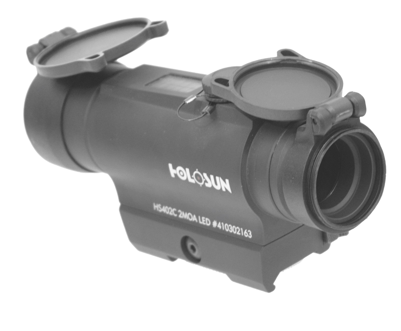 Коллиматорный прицел Holosun HS402C (Cолнечная батарея)