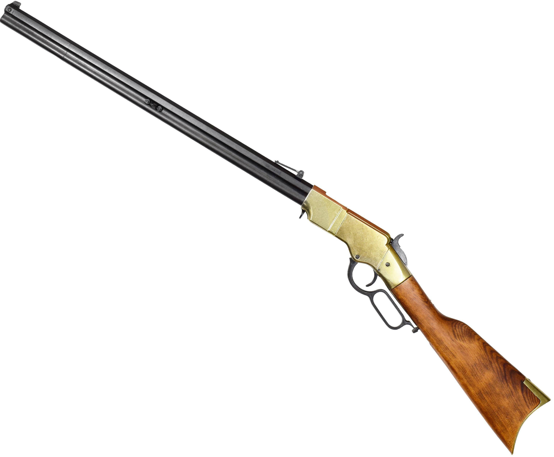 Макет винтовки Denix Winchester Henry  (Латунь, D7/1030L)