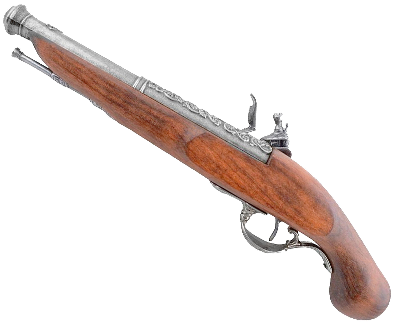 Макет пистолета кремниевого Denix D7/1196G