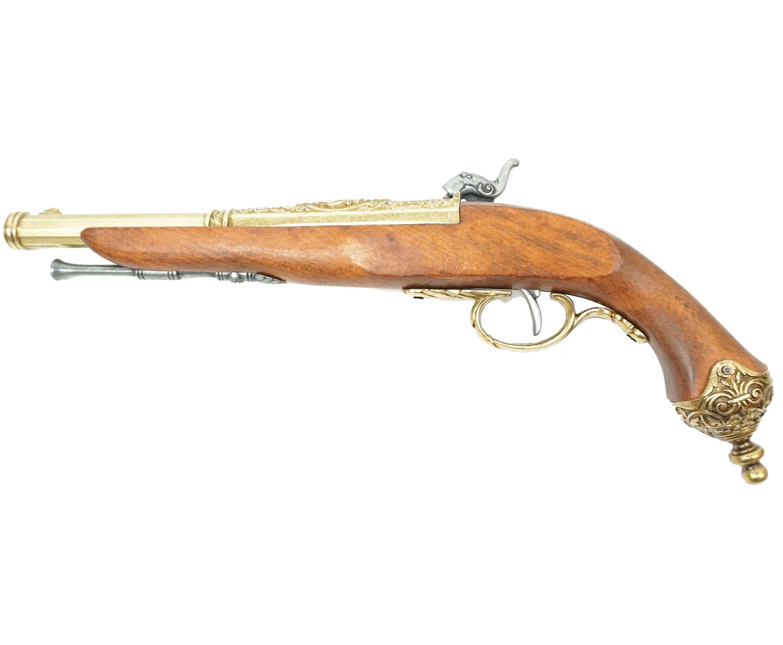 Макет пистолета кремниевого Denix D7/1013L