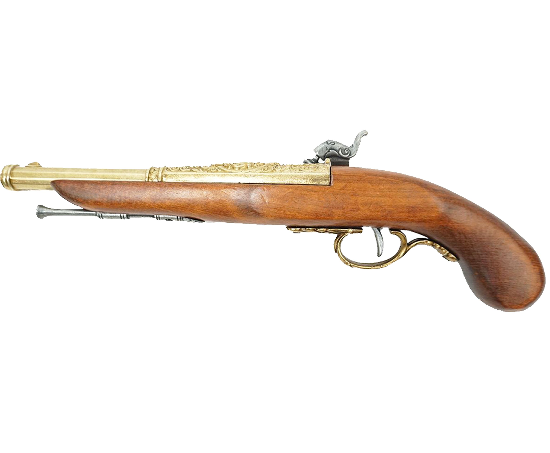 Макет пистолета кремниевого Denix D7/1014L