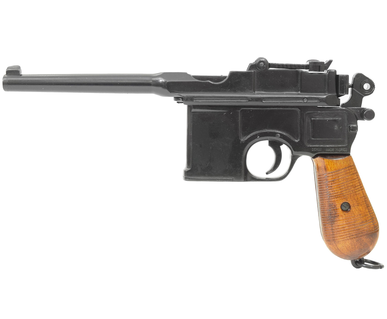 Макет пистолета Denix Mauser K96 (D7/1024Q)