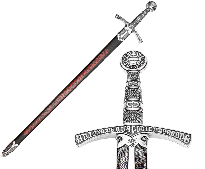 Макет средневекового меча Denix D7/6201