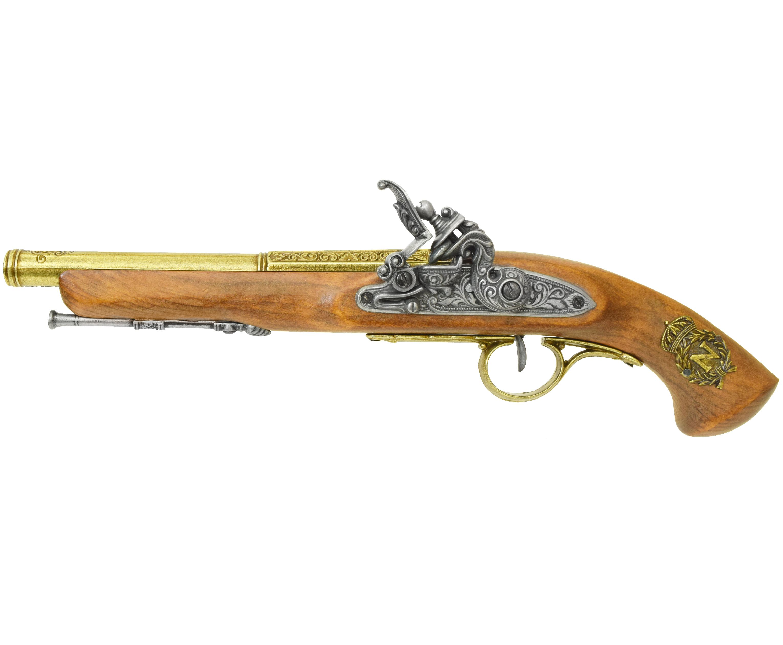 Макет кремниевого пистолета Denix D7/1127L
