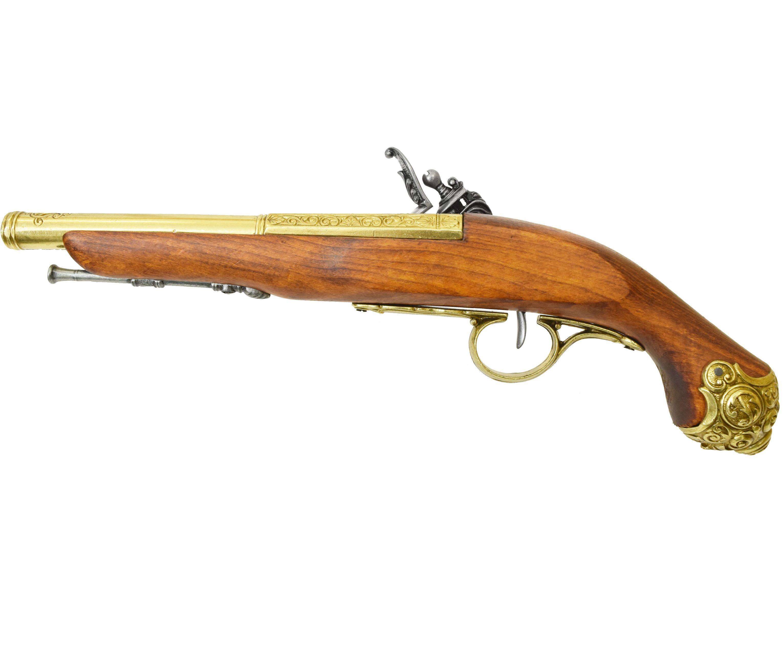 Макет кремниевого пистолета Denix D7/1077L