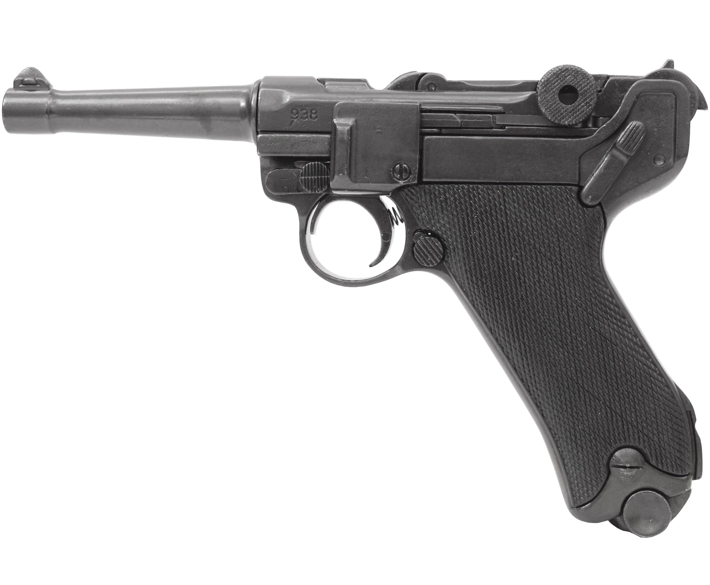 Макет пистолета Denix D7/1143 (Luger P.08 Parabellum)