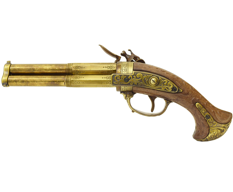 Макет кремниевого пистолета Denix D7/5309