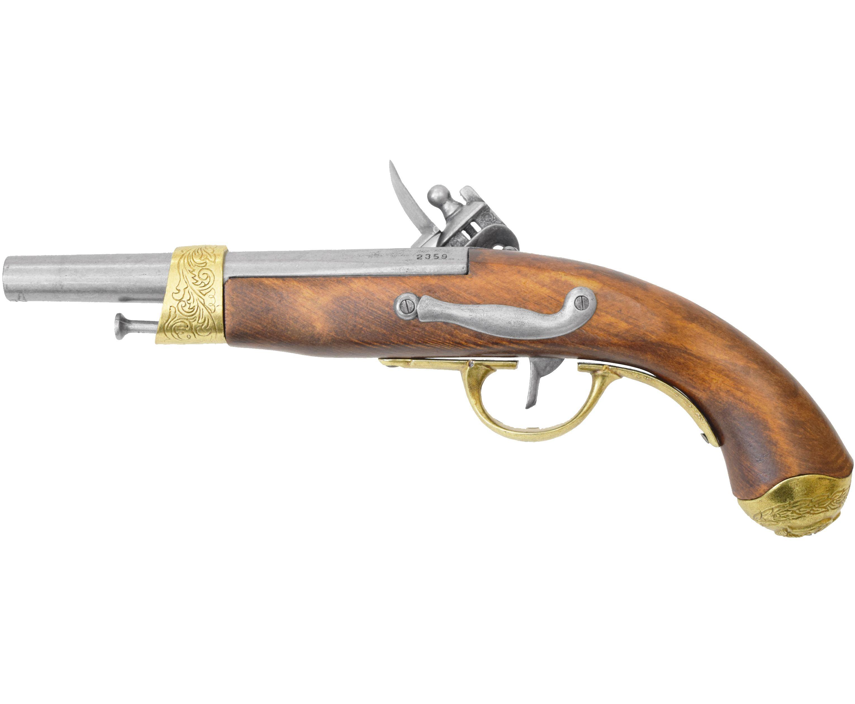 Макет кремниевого пистолета Denix D7/1063