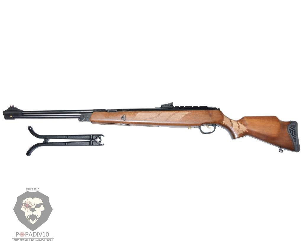 Пневматическая винтовка Hatsan Torpedo 155 дерево