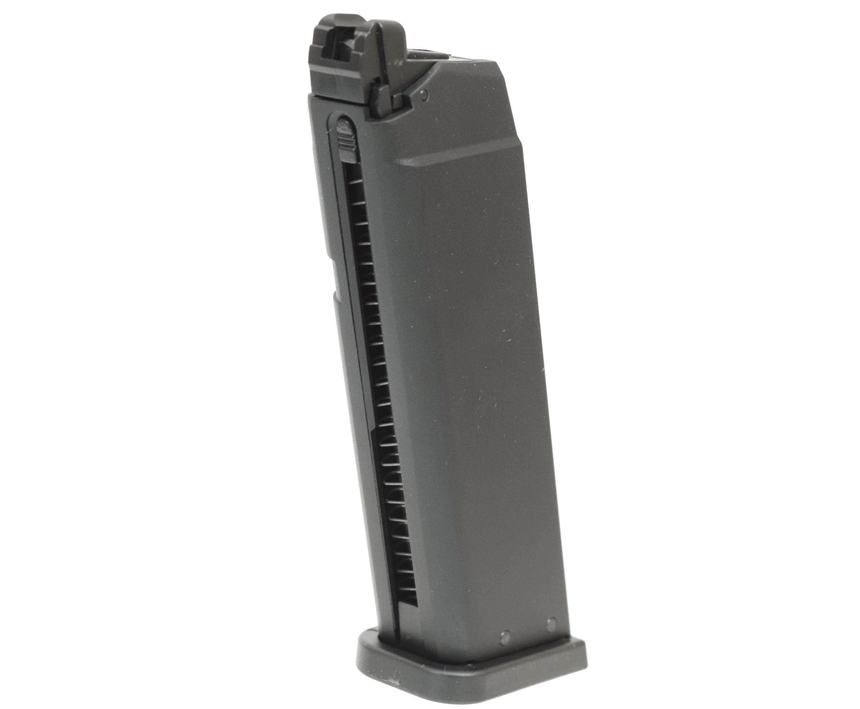 Магазин KJW для Glock 18 (Green gas, KP-18-M)