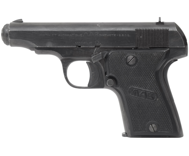 Охолощенный пистолет MAB-O