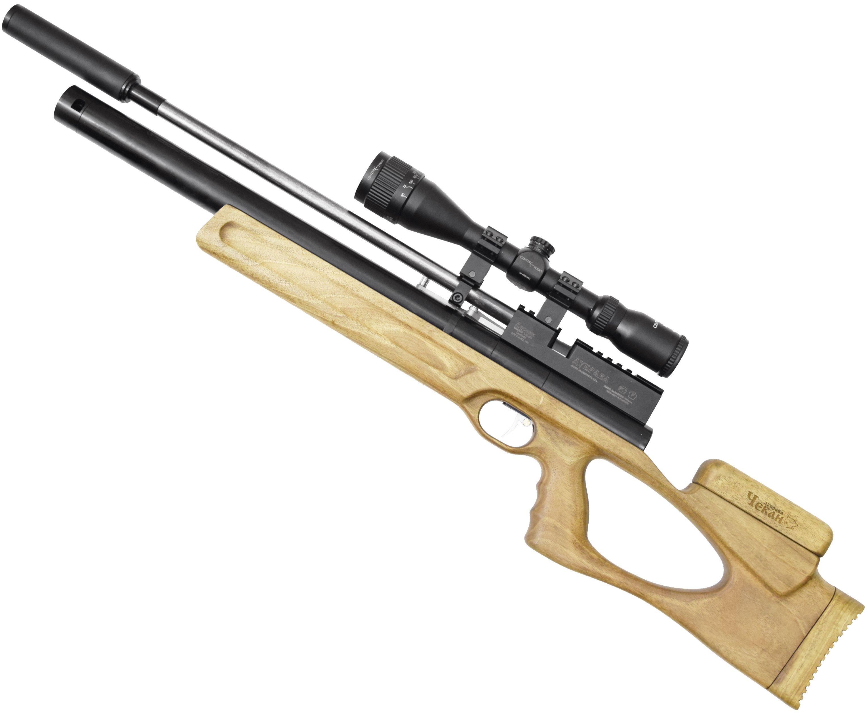 Пневматическая винтовка Дубрава Чекан Карабин 5.5 мм V4 (450 мм, Орех)