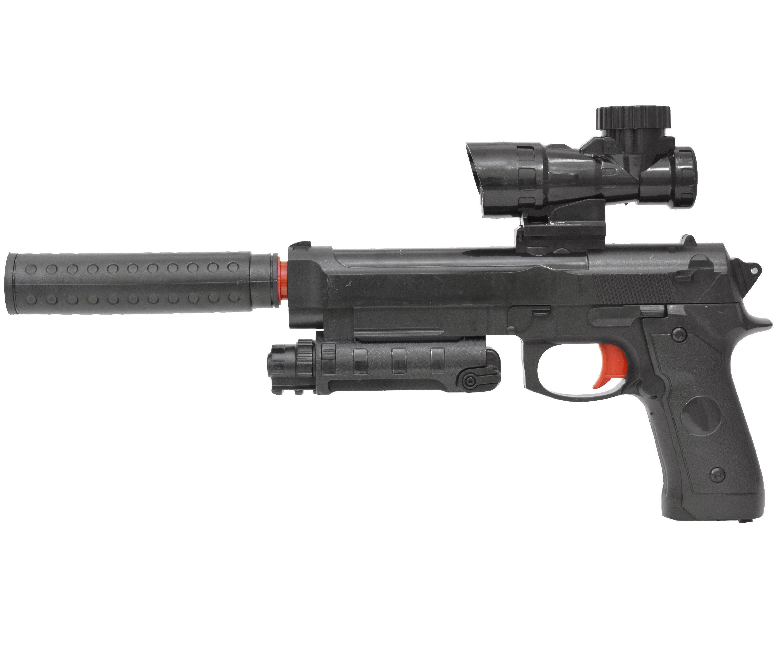 Гелевый пистолет Angry Ball M92