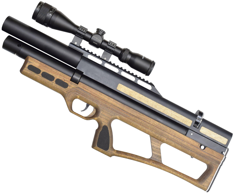 Пневматическая винтовка RAR VL-12 GeBon 600 (6.35 мм, APP)