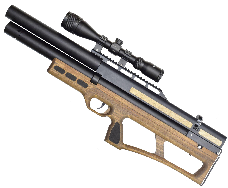 Пневматическая винтовка RAR VL-12 GeBon 700 (6.35 мм, APP)