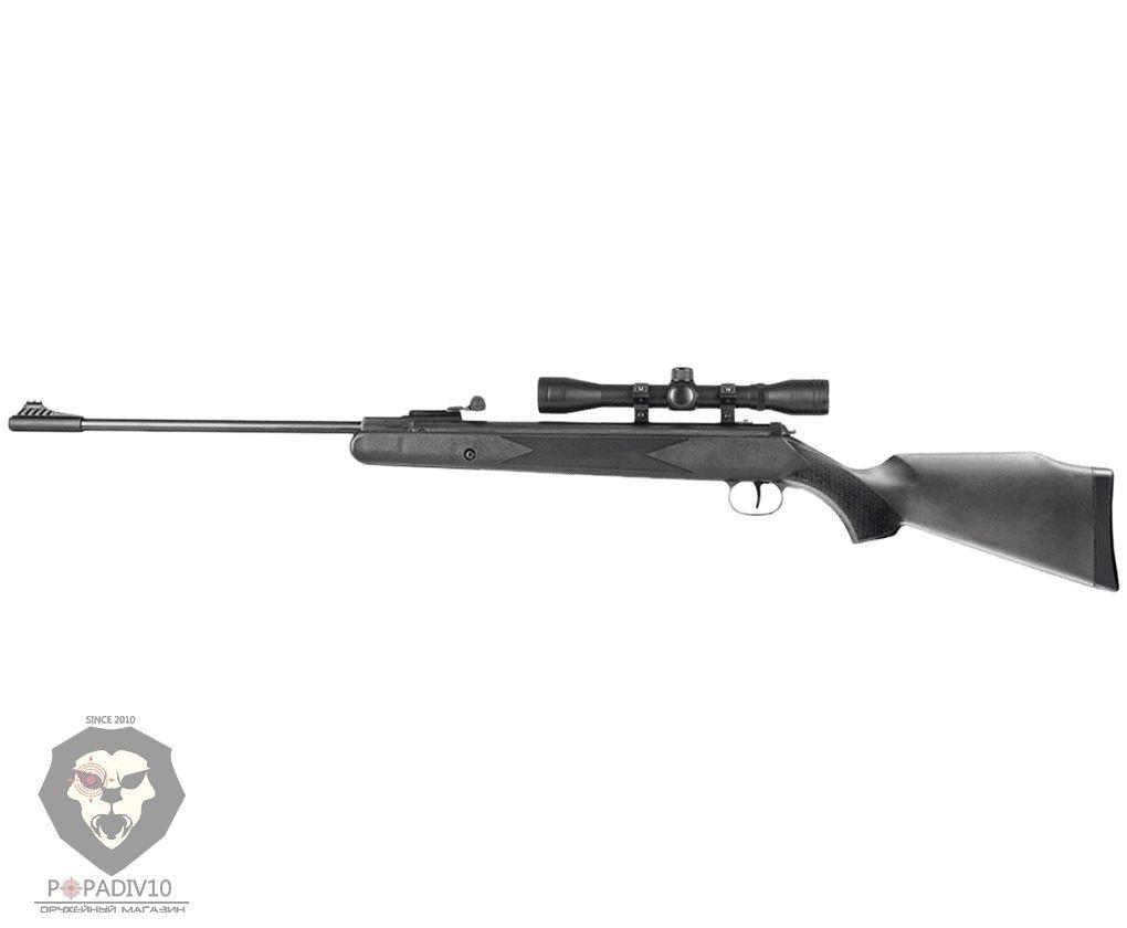 Пневматическая винтовка Umarex Ruger Black Hawk (оптический прицел)