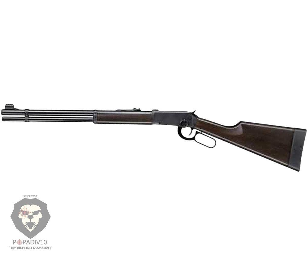 Пневматическая винтовка Umarex Walther Lever Action Black Dust