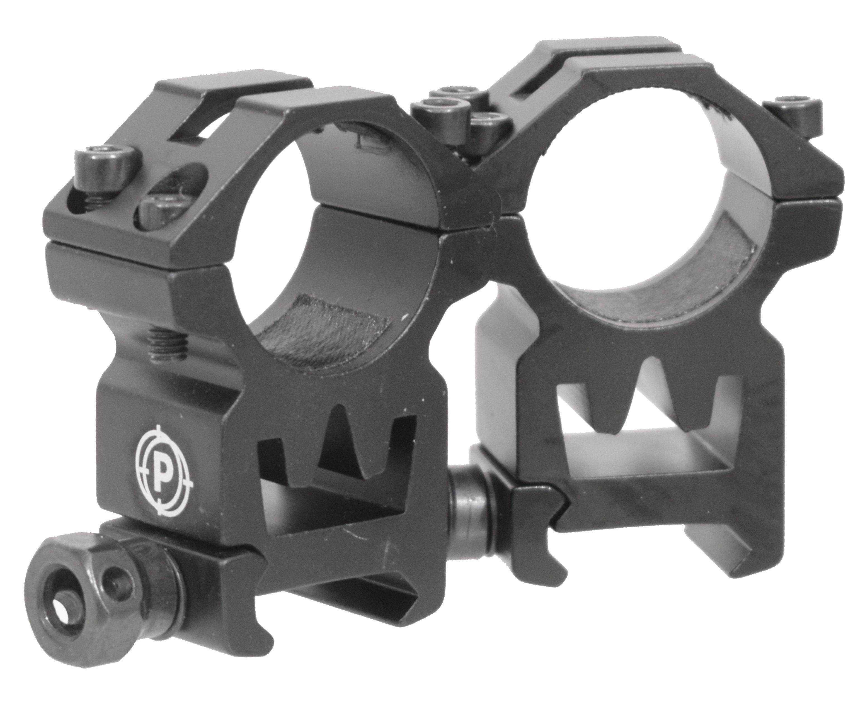 Кольца высокие Patriot BH-RS45 (Weaver, 25.4 мм)