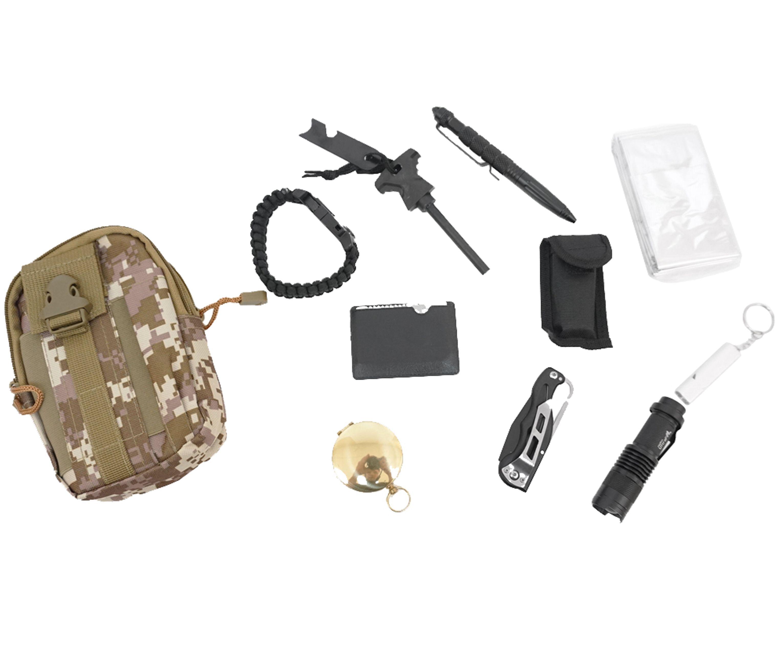 Набор для выживания Patriot BH-MK04 (11 предметов)