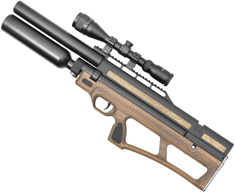 Пневматическая винтовка RAR VL-12 GeBon 700 Tank (6.35 мм, колба, APP)