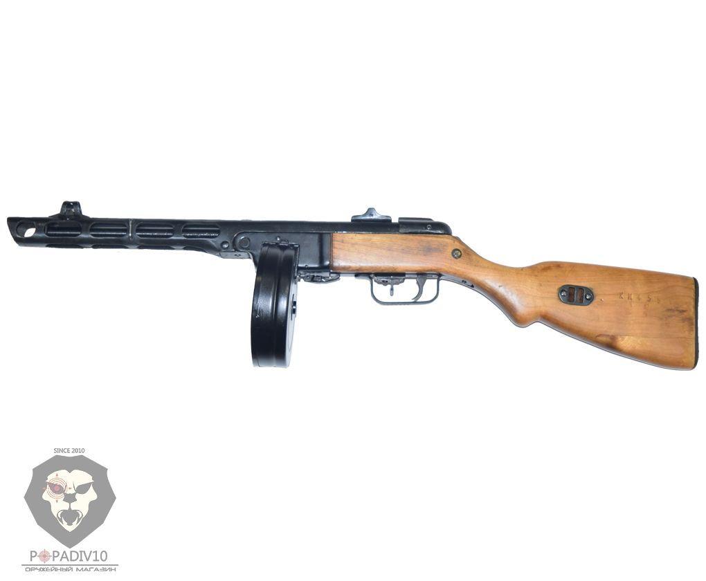 Пневматическая винтовка ППШ-М (Папаша)