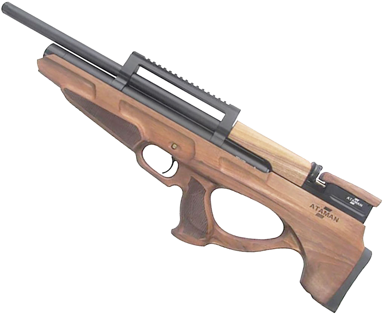 Пневматическая винтовка Ataman M2 814 Bullpup Type 2 RB-SL (4.5 мм, Орех)