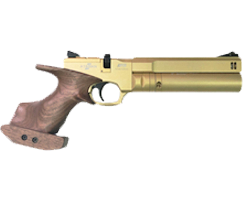 Пневматический пистолет Ataman AP16 513 /D Compact (Орех SP, 5.5 мм)