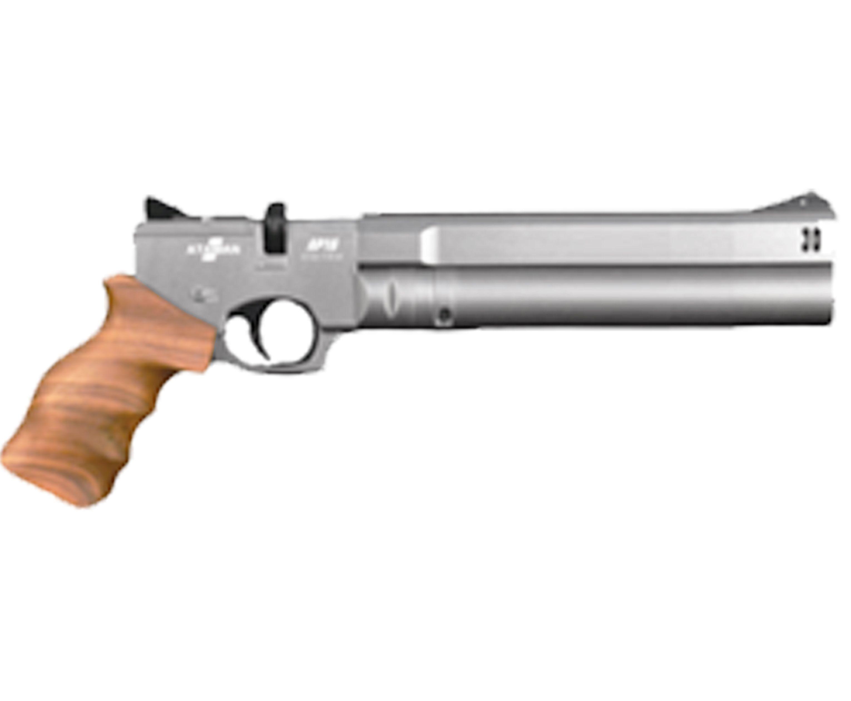 Пневматический пистолет Ataman AP16 421 /T Standart (4.5 мм, Орех)