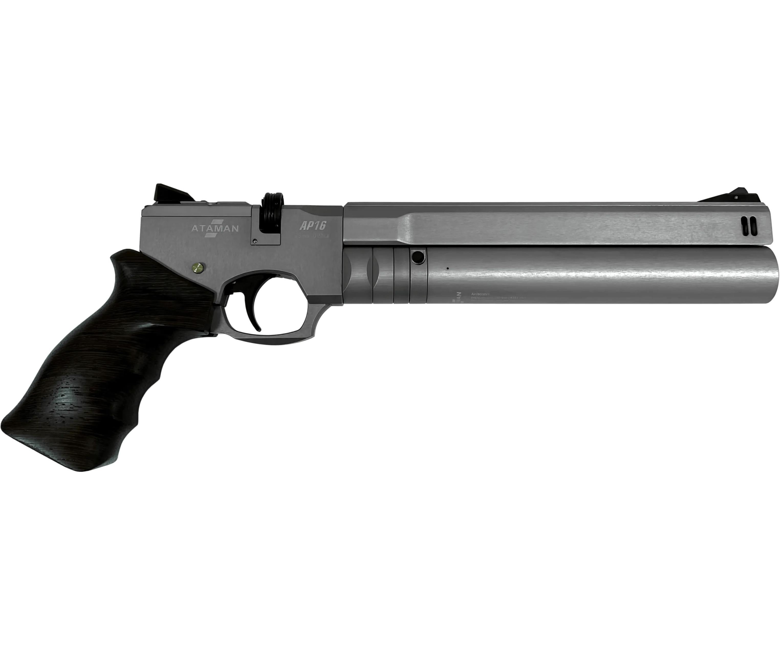 Пневматический пистолет Ataman AP16 421 W/T Standart (4.5 мм, Wenge)