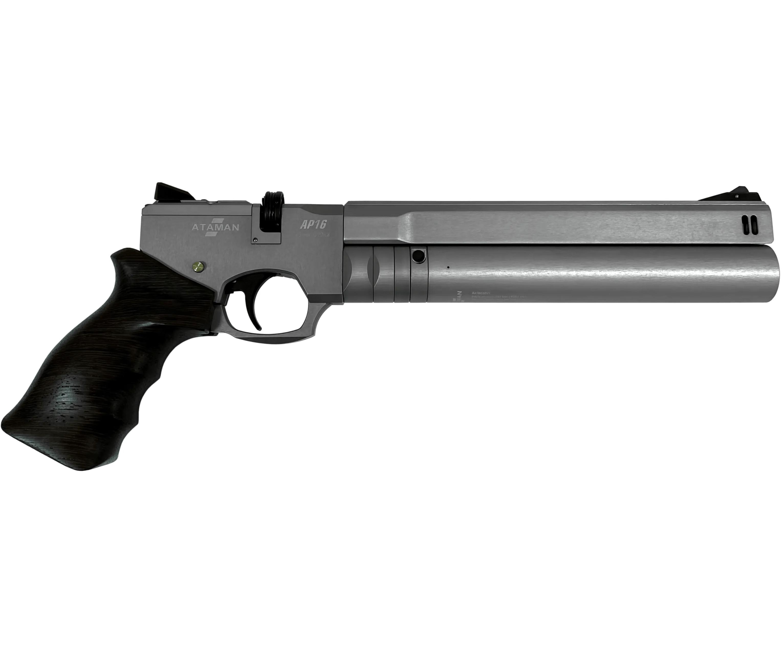 Пневматический пистолет Ataman AP16 521 W/T Standart (5.5 мм, Wenge)