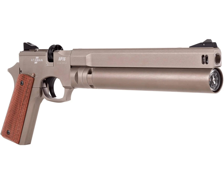 Пневматический пистолет Ataman AP16 422 /T Standart (Металл, 4.5 мм)