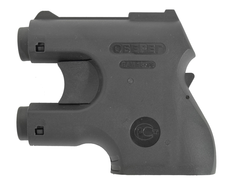 Аэрозольное устройство самозащиты Оберег (БАМ 18х55)