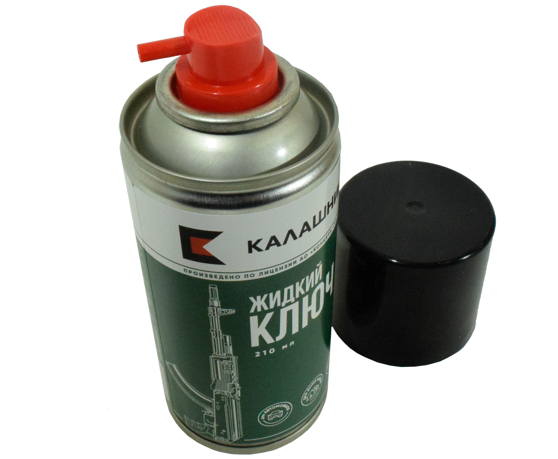 Жидкий ключ Калашников (210 мл, аэрозольное)