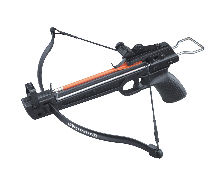 Арбалет-пистолет ManKung Скаут 50A2 5PL (Алюминый, 5 стрел)