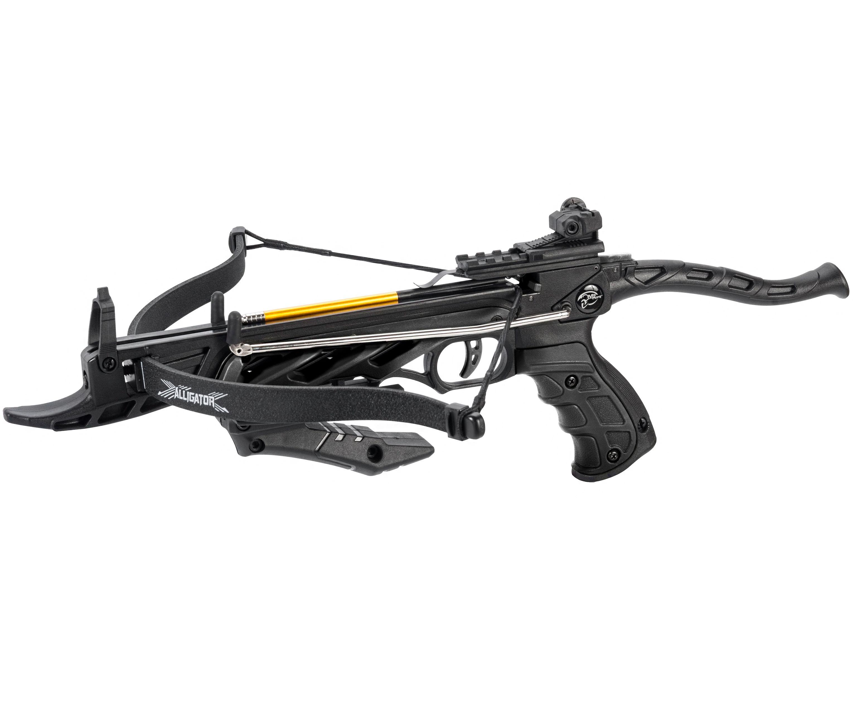 Арбалет-пистолет ManKung Alligator TCS 1 (черный)