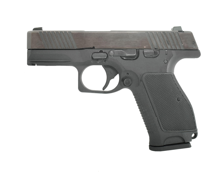 Охолощенный пистолет КК СХ ПЛК (Лебедева, 10х31)