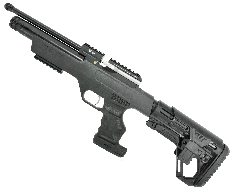 Пневматический пистолет Kral Puncher NP-01 PCP (4.5 мм, пластик)