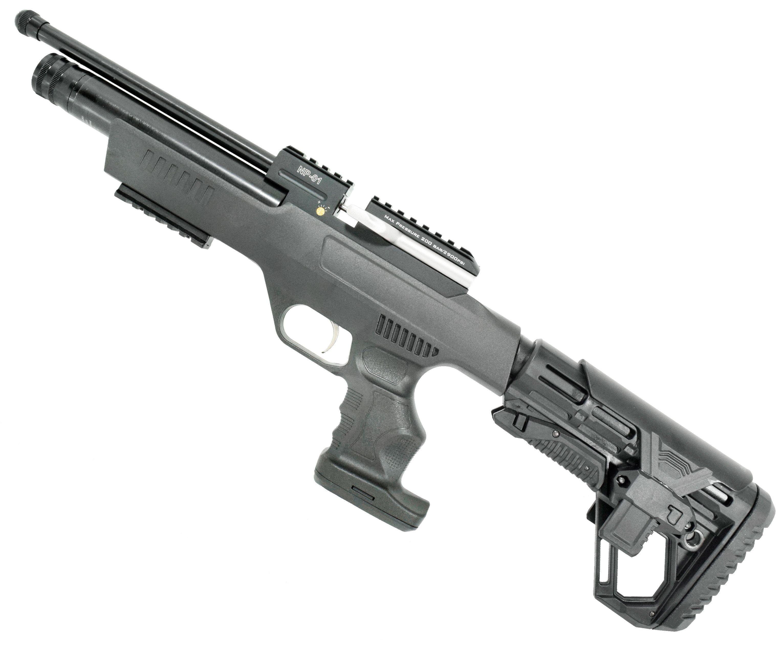 Пневматический пистолет Kral Puncher NP-01 PCP (5.5 мм, пластик)