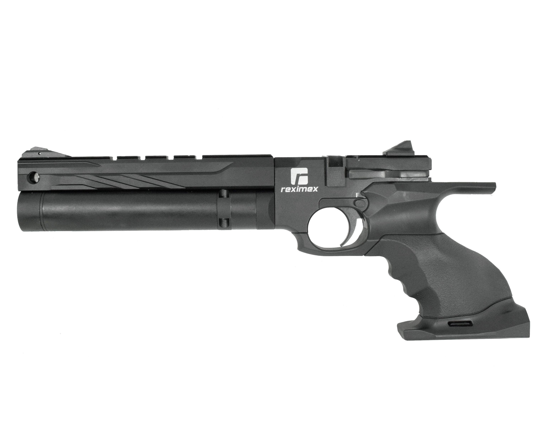 Пневматический PCP пистолет Reximex RP (4.5 мм, пластик)