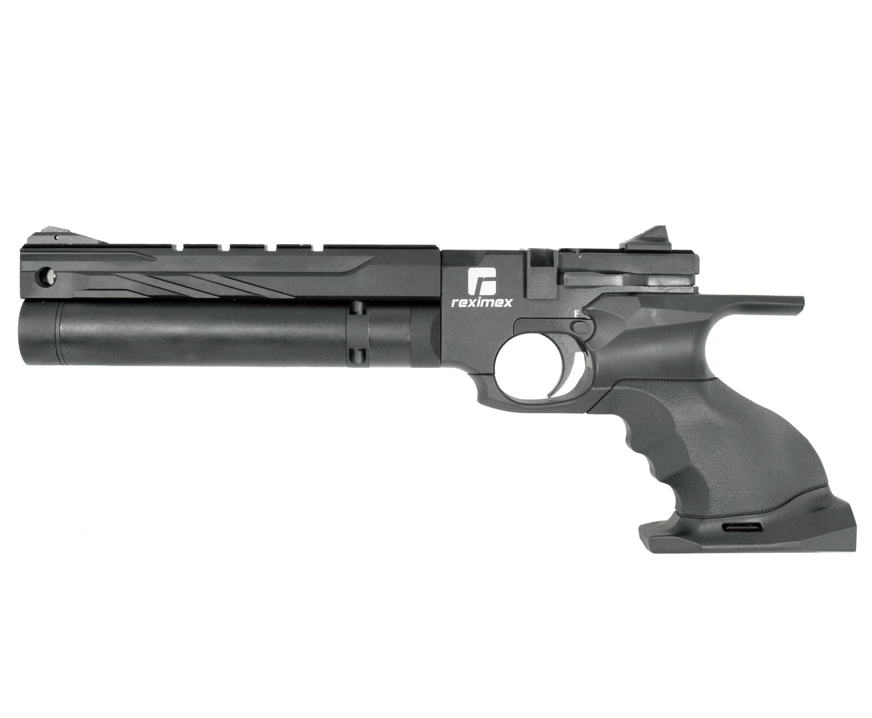 Пневматический PCP пистолет Reximex RP (5.5 мм, пластик)