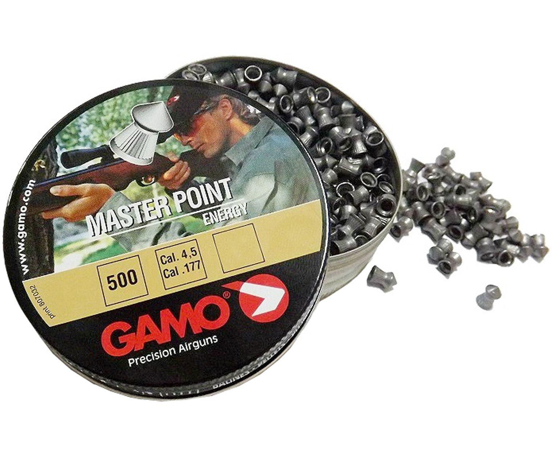 Пули пневматические Gamo Master Point 4.5 мм (500 шт, 0.51 г)