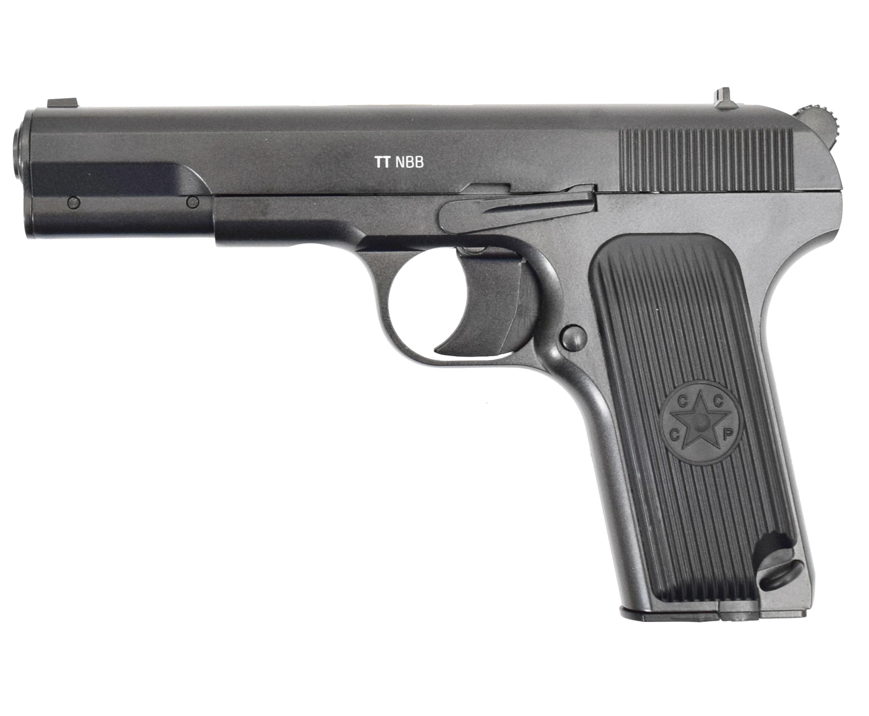 Пневматический пистолет Gletcher TT NBB (Токарев)
