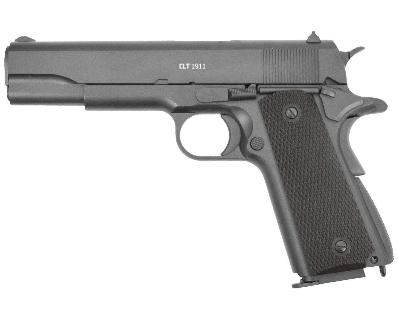 Пневматический пистолет Gletcher Colt CLT 1911