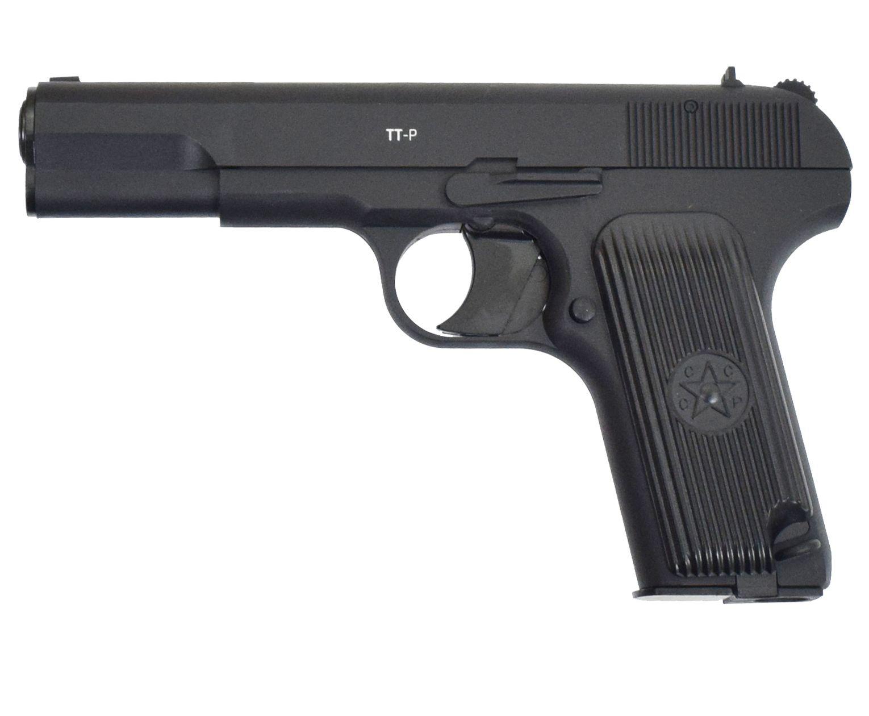 Пневматический пистолет Gletcher TT-P (Токарев)