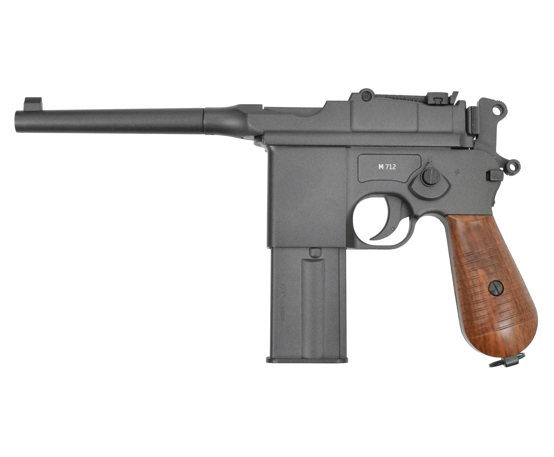 Пневматический пистолет Gletcher Mauser M712